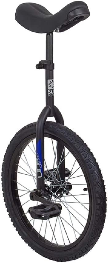 Sun 20 Inch Classic Black Unicycle