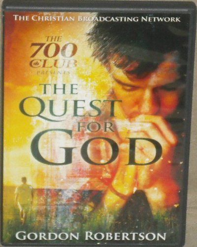 The Quest For God  The 700 Club Presents