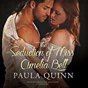 The Seduction of Miss Amelia Bell: The Highland Heirs Series, Book 1 | Paula Quinn