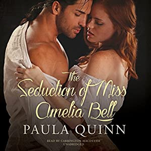 The Seduction of Miss Amelia Bell Audiobook