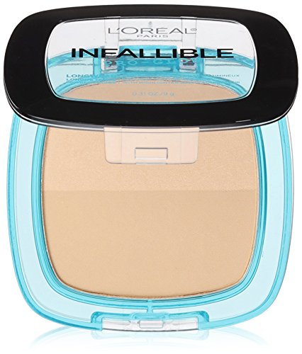 (L'Oréal Paris Infallible Pro Glow Pressed Powder, Creamy Natural, 0.31 oz.)