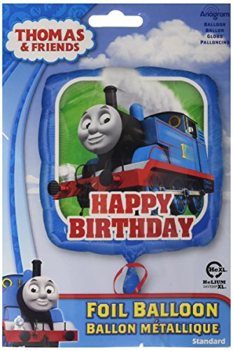 Thomas & Friends Standard Foil Balloon S60]()