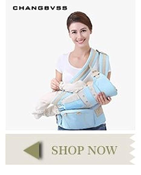 Amazon.com : UsarGau: Fashion Summer Breathable Baby Carrier Infant Baby Backpack, Baby Holder for 0~36 Months Kids Sling Hipseat, Mochila portabebe : Baby