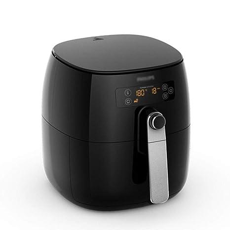 Freidora eléctrica sin aceite Air Fryer, calefacción de ...