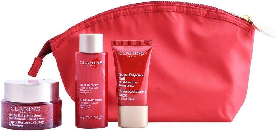 Clarins - Estuche de regalo experto multi intensiva todo tipo de piel: Amazon.es: Belleza