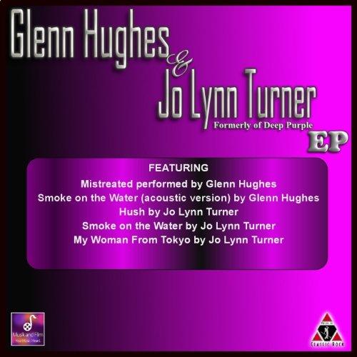 Glenn Hughes and Jo Lynn Turner