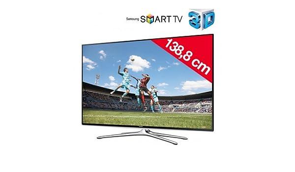 SAMSUNG UE55H6200 - Televisor LED 3D Smart TV: Amazon.es: Electrónica