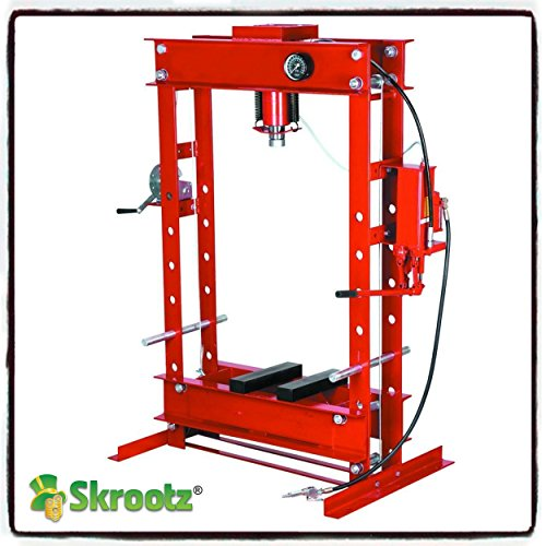 VY DUTY FLOOR SHOP PRESS by Skroutz ()