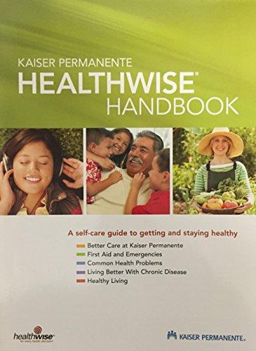 Kaiser Permanente Healthwise Handbook