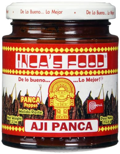 Aji Panca Peruvian Pepper Paste - Inca's Food 15.7 oz 3 Pack by Inca's Food