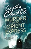 Front cover for the book Murder on the Orient Express by Agatha Christie