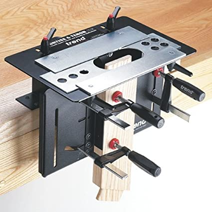 trend mt/jig mortise and tenon jig - - .com