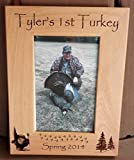 Cheap First Turkey Picture Frame