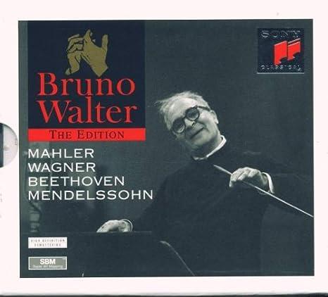 Bruno Walter Edition: Bruno Walter: Amazon.es: Música
