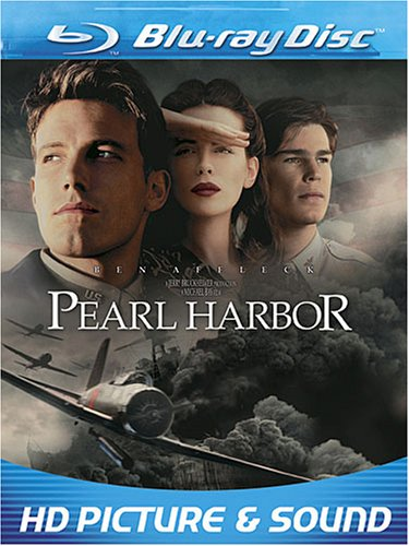 Blu-ray : Pearl Harbor (Anniversary Edition, Special Edition, Widescreen)