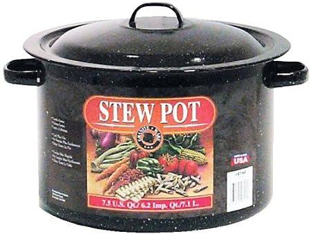 7.5-Quart Granite Ware Stew Pot