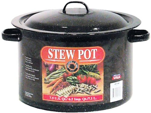 (Granite Ware Stew Pot, 7.5-Quart)