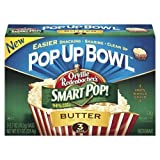 *Orville Redenbacher's Pop Up Bowl Smart Pop! Butter 3 pk Microwave Popcorn 8.1 oz box (Pack of 12)