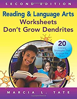Worksheets Don′t Grow Dendrites: 20 Instructional Strategies That ...