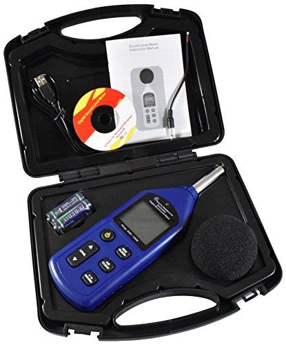 how to buy a decibel meter