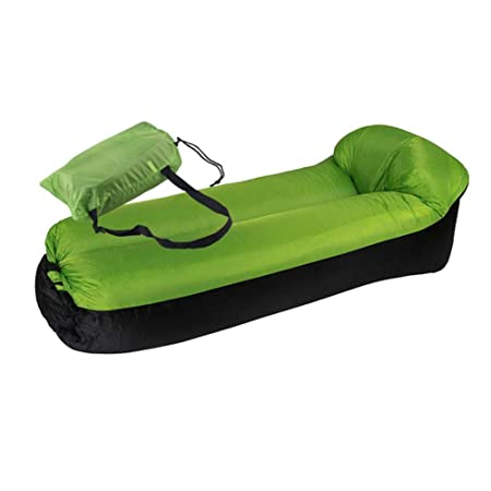 poetryer Sofa Hinchable Tumbona Hinchable Aire Sofá Inflable ...