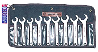 "Wright Tool 745 Service Wrench Set, 3/4"" - 1-1/4"" (9-Piece) (B002FCXT7M) 