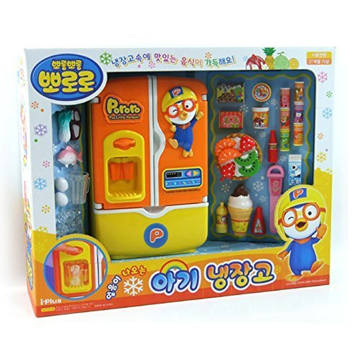 PORORO Refrigerator Baby Toy with ice Slot by PORORO (Image #2)