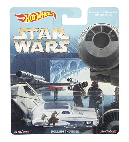 Hot Wheels Star Wars Rolling Thunder Vehicle ()