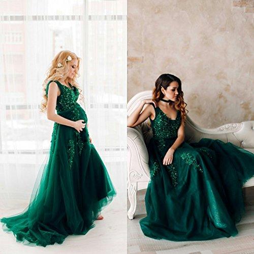 Spitze Schnuerung Aiyana A Rueckenfrei Linie Abendkleid Rueckenfrei Langes Green1 Kleid Chiffon Brautkleid 4qz0qA