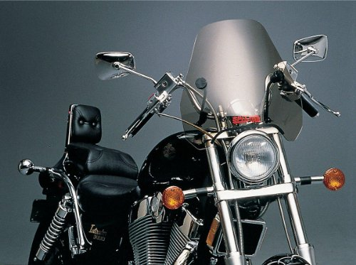 Slipstreamer S06 Spitfire Sport Shield - Tinted with 7/8in. Clamp S-06-A-C-M - Iron 883 Windshield
