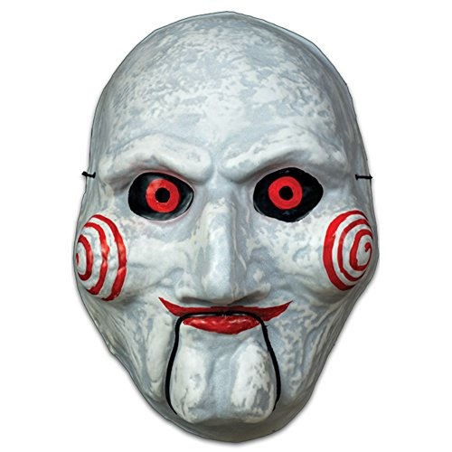 (Adult Saw Billy Puppet Vacuform Mask -)