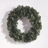 Canadian Pine Wreath - 180 Tips - Green - 20 inches (1 pack)