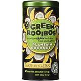 The Republic Of Tea, Plantain Coconut Green Rooibos Tea Bags, 36 Tea Bag Tin