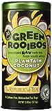 The Republic of Tea Plantain Coconut Green Rooibos Tea Bags, 36 Tea Bag Tin