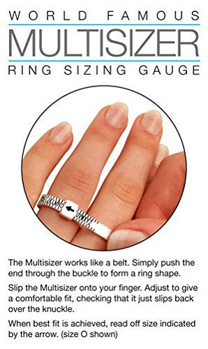 Image result for multisizer ring sizing gauge