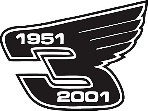 All About Families Dale Earnhardt with Wings ~ Reflective Black ~ Decal ~ /CAR/Truck/RV/Boat with Alcohol PAD~ Size 7.5