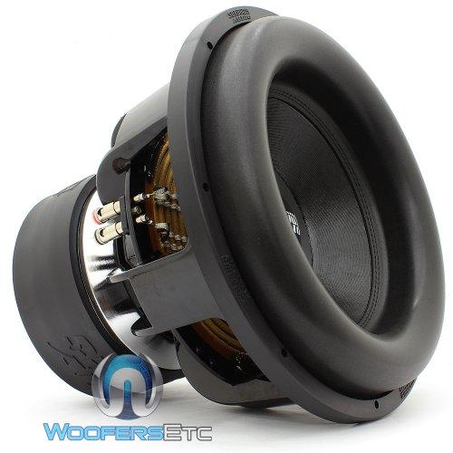 "Z-15 V.4 D2 REV.2 - Sundown Audio 15"" 2000 Watt RMS Dual 2-Ohm Z4 Series Subwoofer"