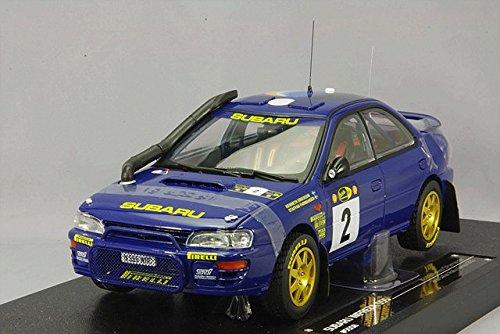 1/18 スバル インプレッサ 555 1996年ケニアサファリラリー 2位 K.Eriksson/S.Parmander #2 5508