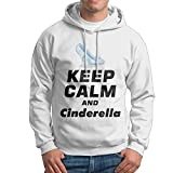 Sesame Street Cookie Monster Adult Printed Hoodie By Addicted2shirts - Royal - Small