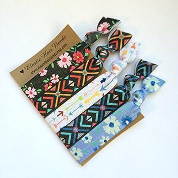 Amazon.com   The Daisy Elastic Hair Tie OR Headband Collection Exclusively  by Elastic Hair Bandz (Hair Ties)   Beauty 3f951ae7176