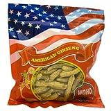 WOHO American Ginseng #133.8 Half Short Small 8oz Bag by Woohoo Natural