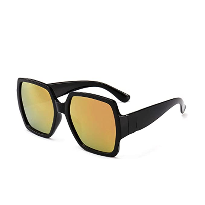 c9e7fcfb6703c Oversized Sunglasses Women Big Frame Femme Square Sun Glasses Retro Vintage  Eyewear