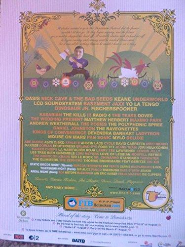 Benicassim 2005 (Oasis, Nick Cave y más) - montado de la ...
