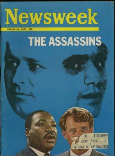 Newsweek Magazine March 24, 1969