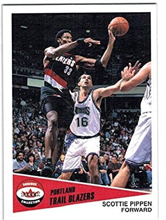 online store 0d01f b8004 Amazon.com: 2001-02 Fleer Shoebox Portland Trail Blazers ...