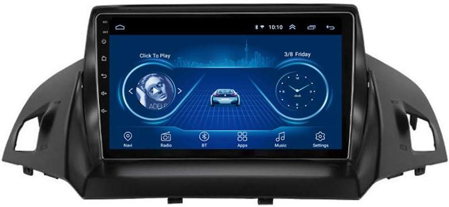 Wy Car Android 8 1 Auto Stereo Gps Navigation Bluetooth 9 Zoll Touchscreen Autoradio Multimedia Player Unterstützung Spiegel Link Wifi Usb Aux Für Ford Kuga 2013 2016 Sport Freizeit