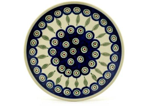 Polish Pottery Dessert Plate 814-56 Zaklady Ceramiczne Boleslawiec
