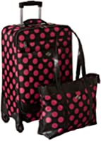 American Tourister Color Your World 2 Two-Piece Set Shopper Spinner 21