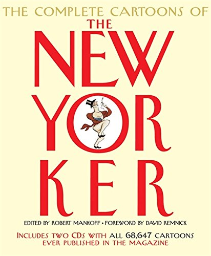 The Complete Cartoons of the New Yorker (Book & - Berlin Yorker New
