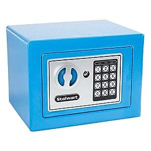 stalwart electronic deluxe digital steel safe manual